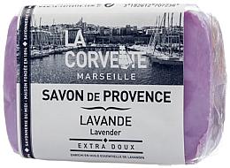 Kup Mydło w kostce Lawenda - La Corvette Soap