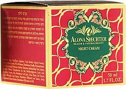 Kup Nawilżający krem do twarzy na noc - Alona Shechter Night Cream