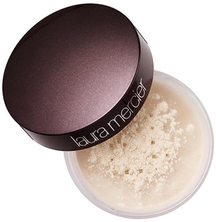 Transparentny puder utrwalający makijaż - Laura Mercier Loose Setting Powder — фото N1