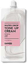 Kup Tonujący krem do twarzy - SNP Mini Water Drop Tone Up Cream (próbka)