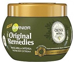 Kup Intensywnie odżywcza maska do włosów z oliwą z oliwek - Garnier Original Remedies Intense Nutrition Mask Extreme