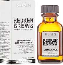 Kup Olejek do brody i skóry - Redken Brews Beard & Skin Oil