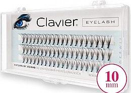 Kup Sztuczne rzęsy, 10 mm - Clavier Eyelash