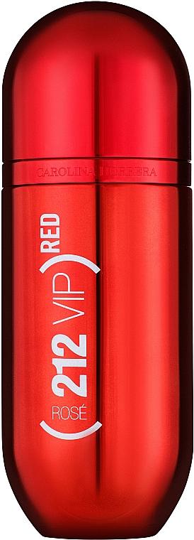 Carolina Herrera 212 VIP Rosé Red - Woda perfumowana