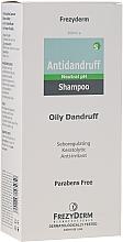 Kup Szampon przeciwłupieżowy do włosów tłustych - Frezyderm Antidandruff Shampoo