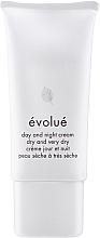 Kup Odżywczy krem do twarzy na dzień i na noc do cery suchej - Evolue Day & Night Cream for Dry & Very Dry Skin